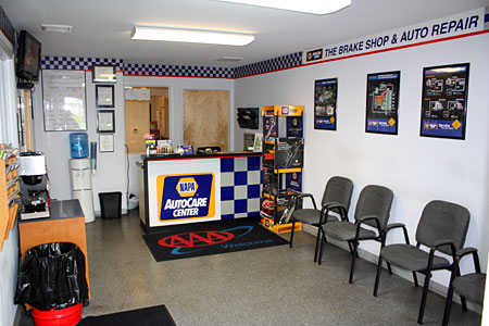 Auto Service from Auto Car and Shop